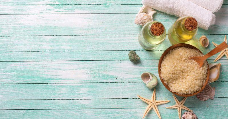 Hautprobleme und Lösungen für zu Hause